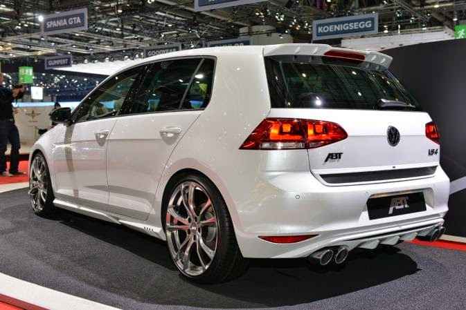 volkswagen golf vii by abt car tuning styling. Black Bedroom Furniture Sets. Home Design Ideas