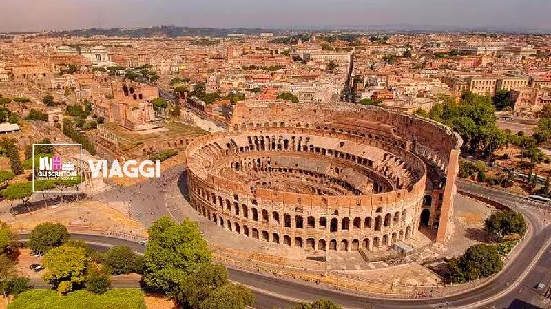 Viaggio tra le 7 meraviglie del mondo moderno: il Colosseo