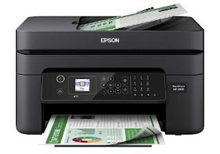 Epson Workforce WF-2830 Printer Driver Downloads