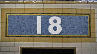 Murray Sesame Street sponsors number 18, Sesame Street Episode 4304 Baby Bear Comes Clean