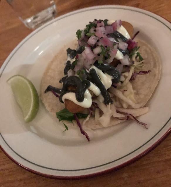 Mamasita, Melbourne, fish taco