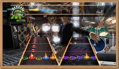 Guitar Hero World Tour PC Games Gameplay