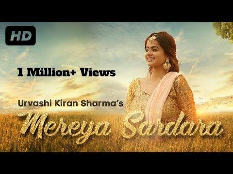 Mereya Sardara lyrics Urvashi Kiran Sharma Punjabi song