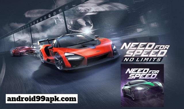 لعبة السباق Need for Speed No Limits v4.6.31 بحجم 57 ميجابايت للأندرويد
