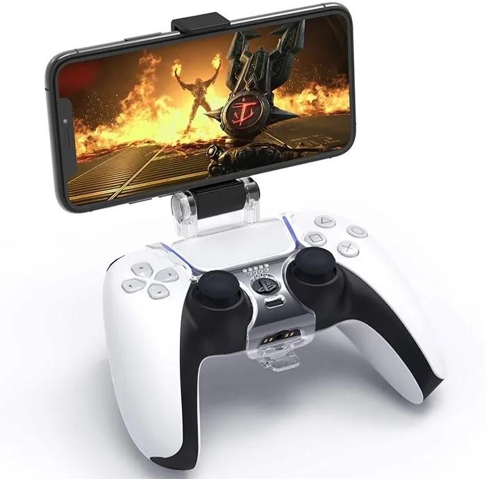قم بتوصيل جهاز تحكم PS4 Ps5 بنظام Android Mount