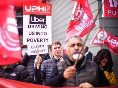 Uber assume gli autisti in Gran Bretagna: una svolta che potrà cambiare per sempre la gig economy