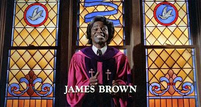 James Brown as Rev. Cleophus James