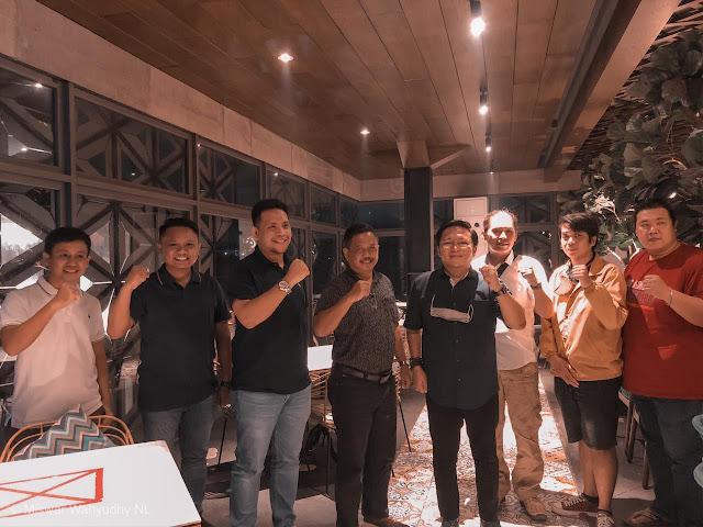 PB ESI Kepulauan Selayar Silahturahmi Dengan Ketua Umum PB ESI Provinsi Sulsel