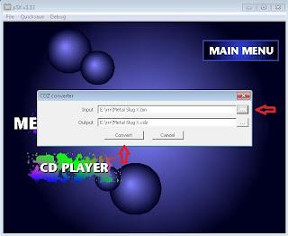Cara Mudah Membuat Game Psx/Ps1 Portable
