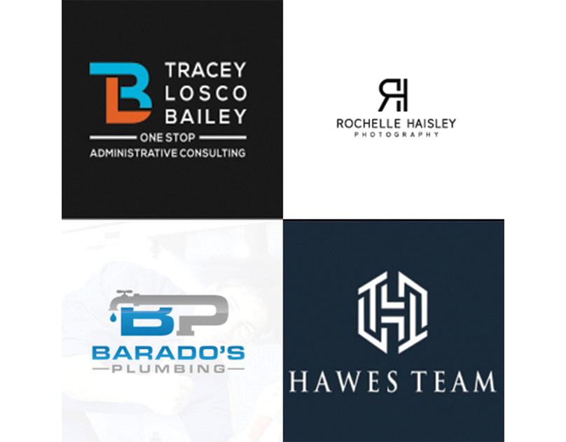 I will design clever monogram logo unlimited revisions