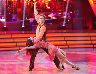 Dancing With The Stars Recap: the first star to go home is...