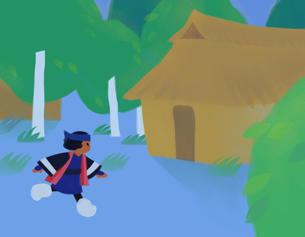 kamiyasi kamiyasi preview of arikiki's village