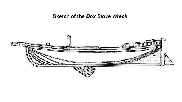 Box Stove Wreck