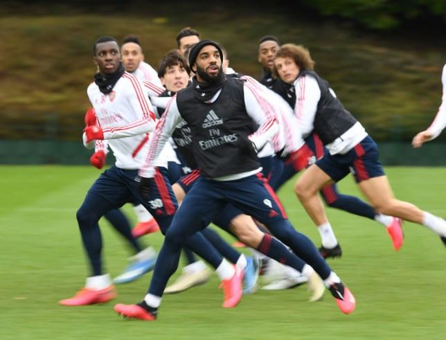 Arsenal players allowed to return to club's training ground from next week Monday amid Coronavirus pandemic
