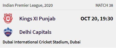 delhi capitals match 10 ipl 2020