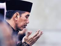 Doa Megawati dan KH Ma'aruf Amin di Hari Ulang Tahun Presiden Jokowi