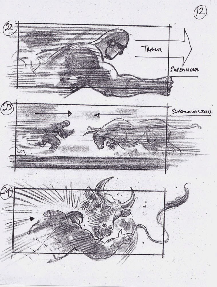 trevorgoringart-Real-Steel-12jpg (758×1000) Storyboards - movie storyboard