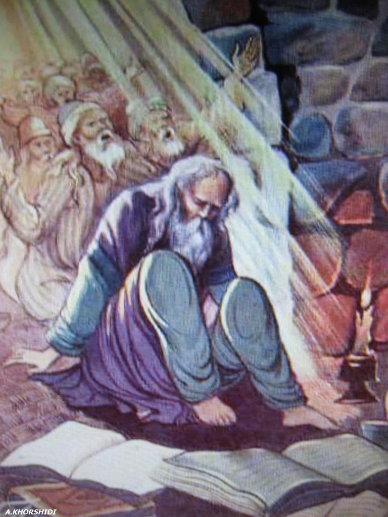 Makna Diam Menurut Maulana Rumi Jalan Cinta Rumi
