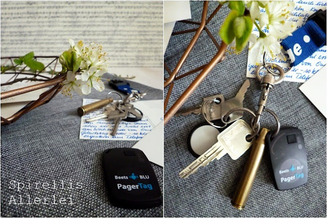 Spirellis Allerlei - Test beetsblu Schlüsselfinder