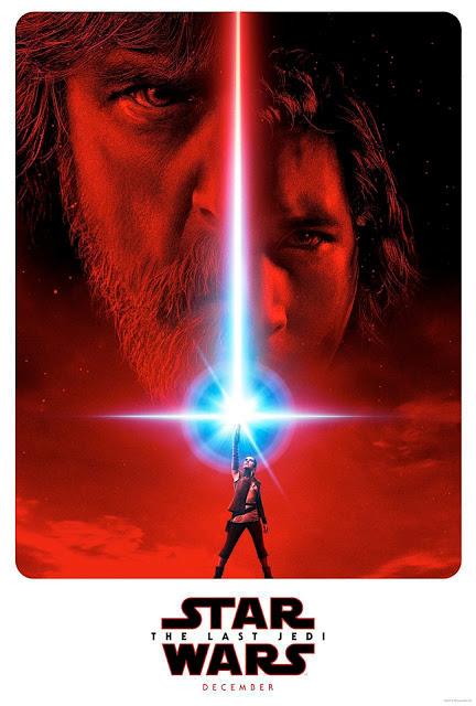Póster película Star Wars Episodio VIII - Los últimos Jedi