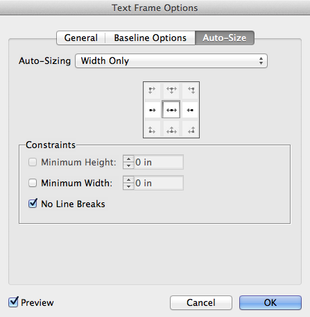 Expand Overset Text Boxes In Indesign with Applescript