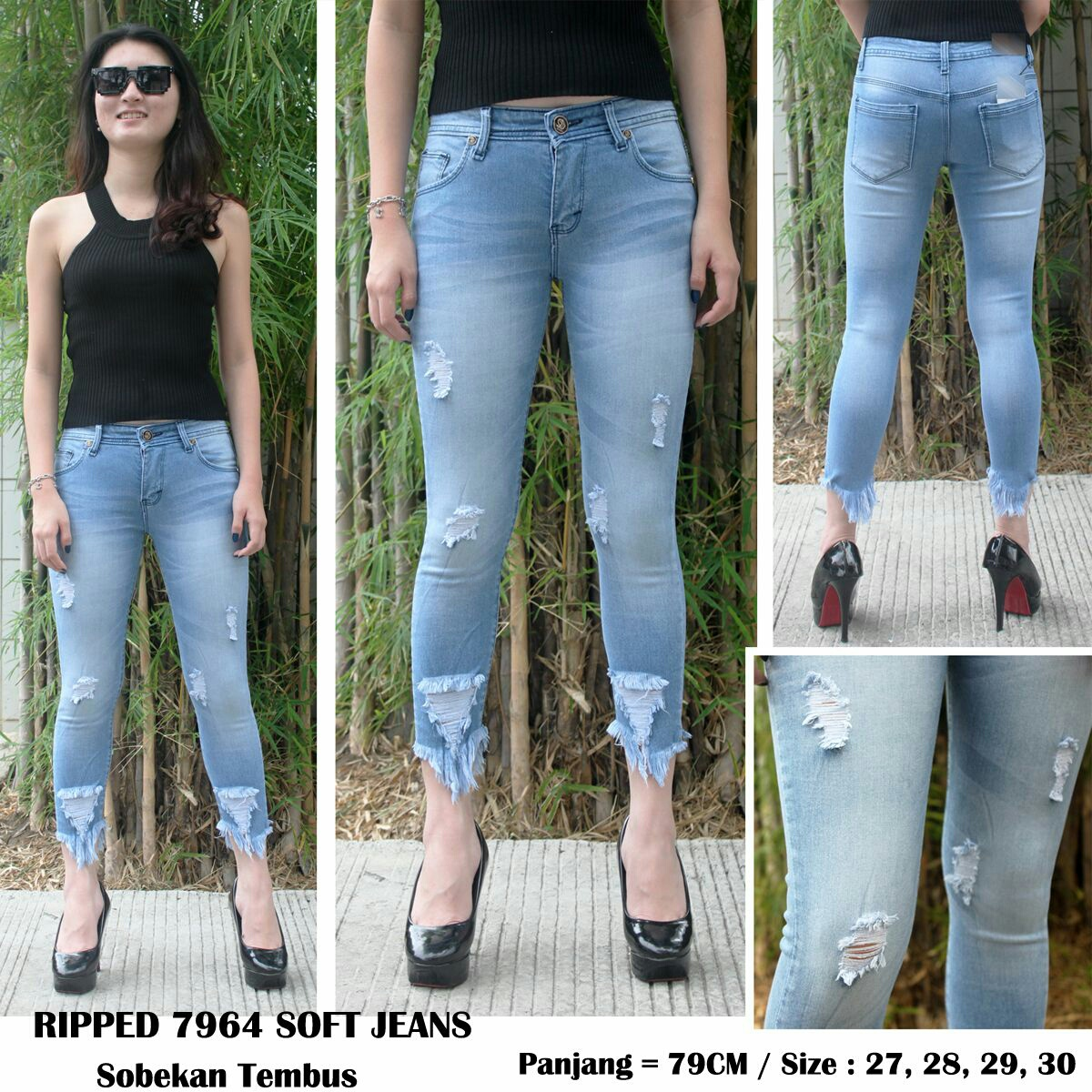 Ripped 7964