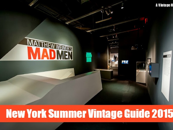 New York Summer Vintage Guide 2015