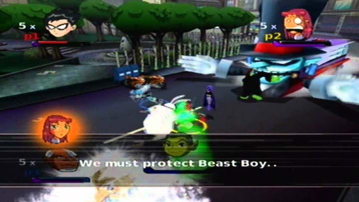 Teen Titans (2006 video game)