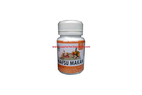 Nafsu Makan Herbal Indo Utama