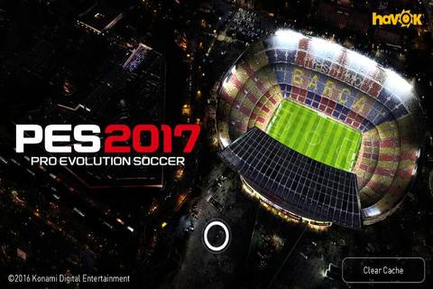 PES17 APK DATA MOD FREE dowNload