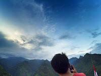 Bukit P28 Grujugan Bondowoso, Pesona Hijau Dari Ketinggian