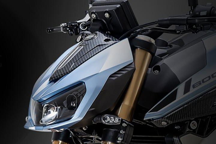 Ra mắt Benelli TNT 600i 2020- naked bike 4 xy-lanh, mạnh 80 mã lực