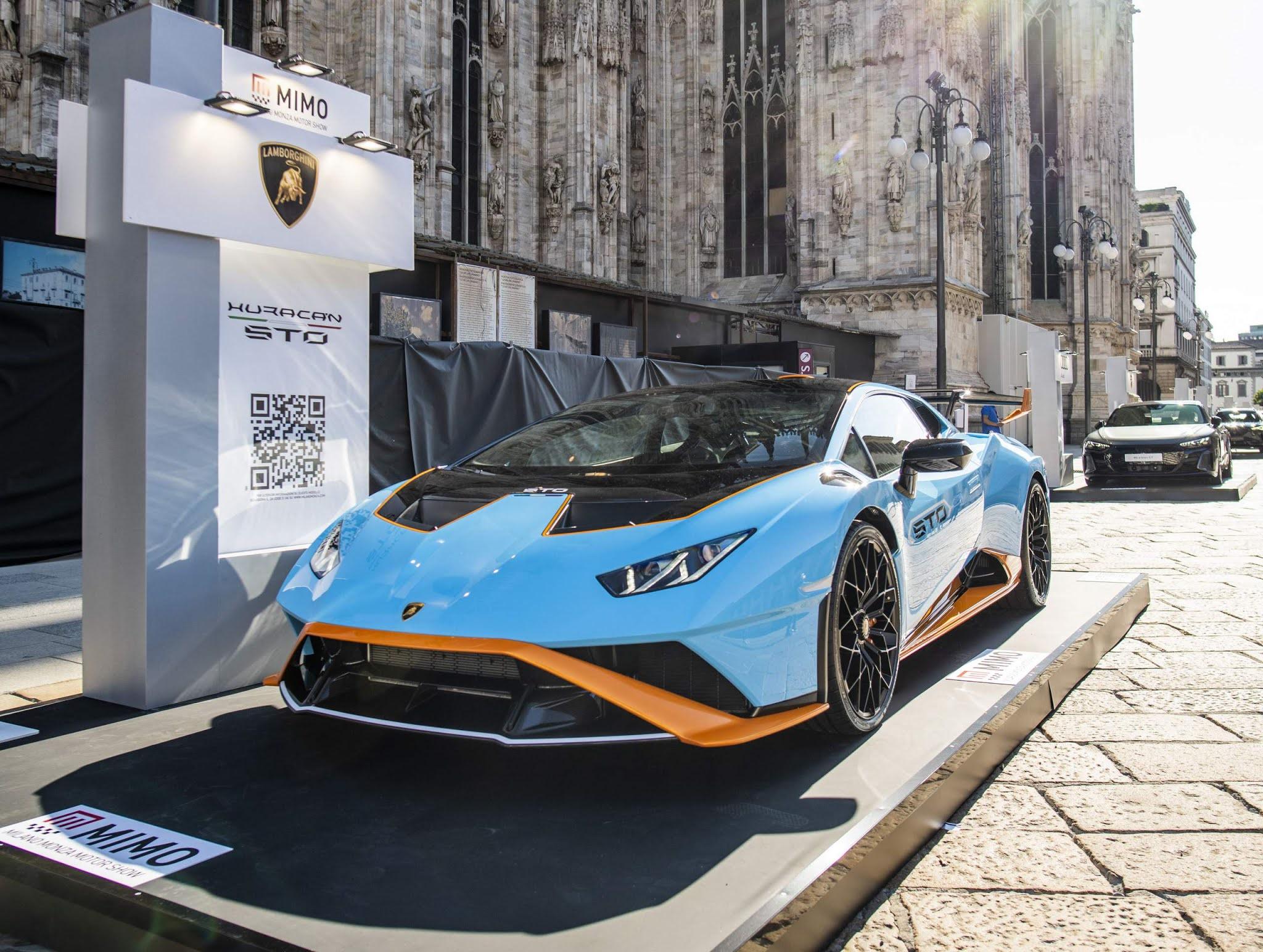 Lamborghini: produção de 2021 inteira já foi quase toda vendida