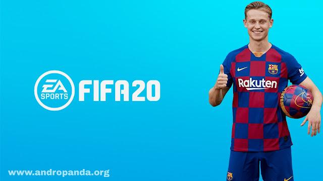 تحميل فيفا FIFA 2020 للاندرويد (بدون انترنت)