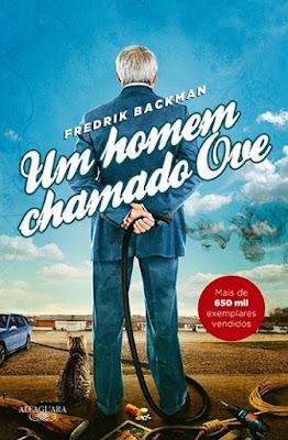Um homem chamado Ove, de Fredrik Backman