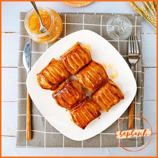 Chausson aux pommes – Bánh nhân táo trứ danh ẩm thực Pháp 4