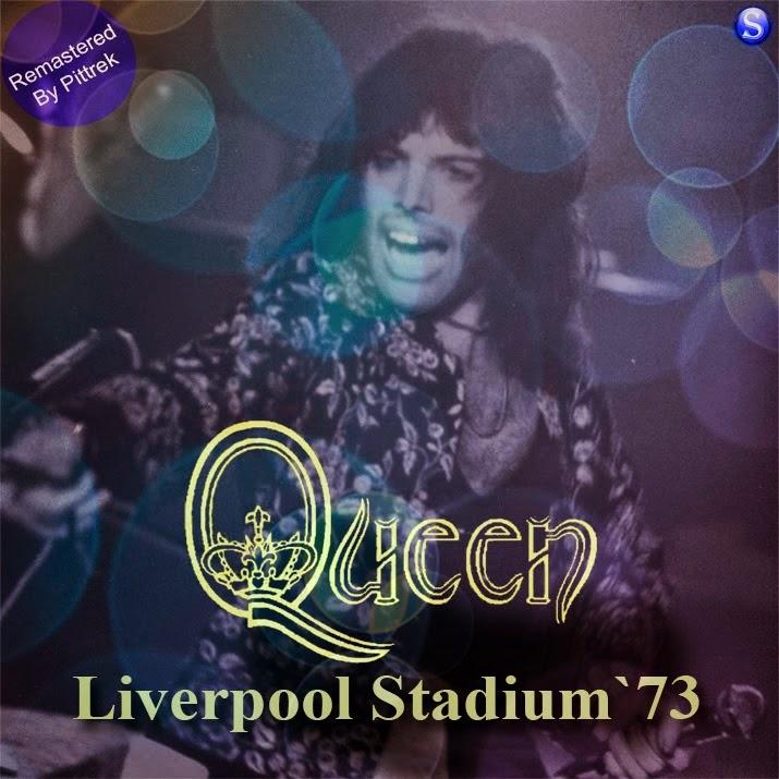 Queen - Liverpool Stadium 1973