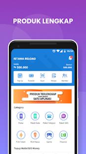 Aplikasi Istana Reload