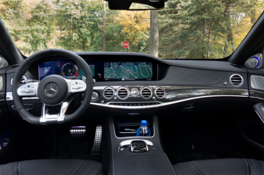 2019 Mercedes-AMG S65 Sedan Review