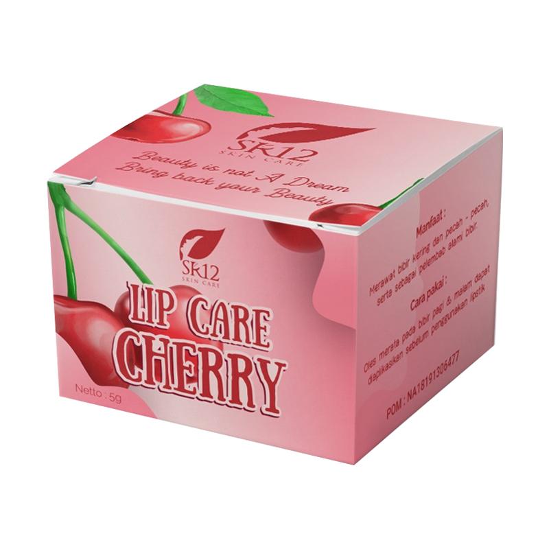 Jual Lip Care Cherry SR12 Termurah Se Priangan Timur