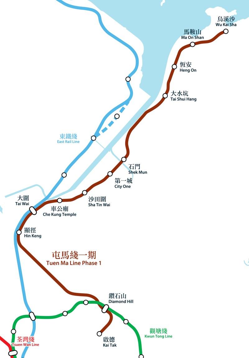 港鐵公司(0066)發展史-政府旗下的鐵路霸權