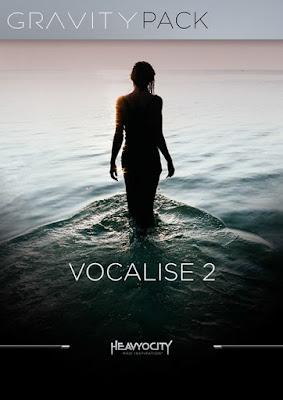Cover Box Heavyocity - Vocalise: Gravity Pack 2 (KONTAKT)