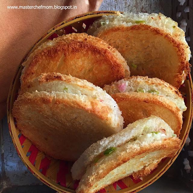 Dahi Sandwich