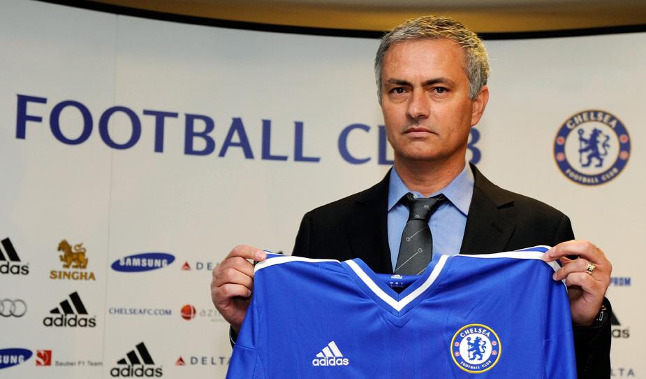 Jose Mourinho kembali melatih Chelsea