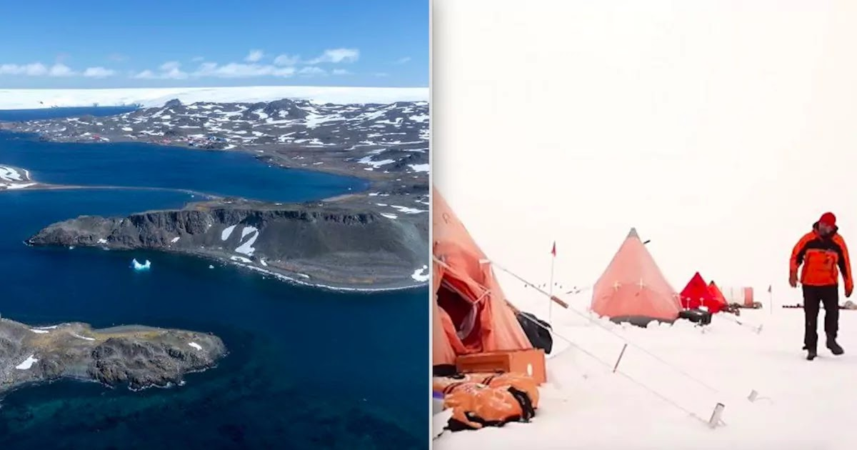 CoVid-19 Reaches Antarctica With 36 Cases Recorded At Chilean Research Outpost