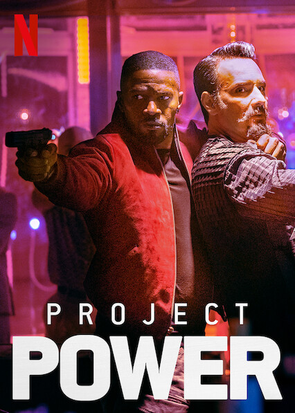 Proyecto Power (2020) NF WEB-DL 1080p Latino