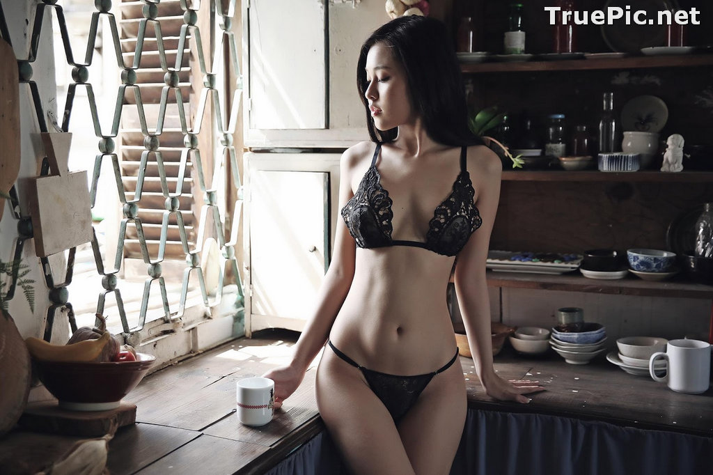 Image Vietnamese Sexy Model - Le Thien An - My Lingerie Collection - TruePic.net - Picture-12