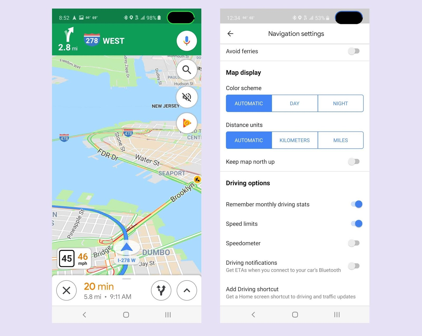 Google Maps now Introduces Speedometer to Keep Check on