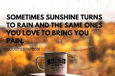 Rain Quotes and Rain Saying with Images