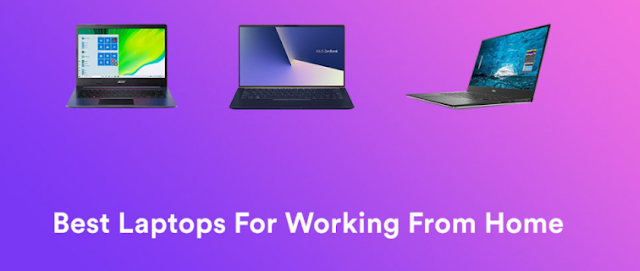 Best laptop to work from home in 2021